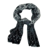 Insect Shield Scarf - blue 90*180 cm