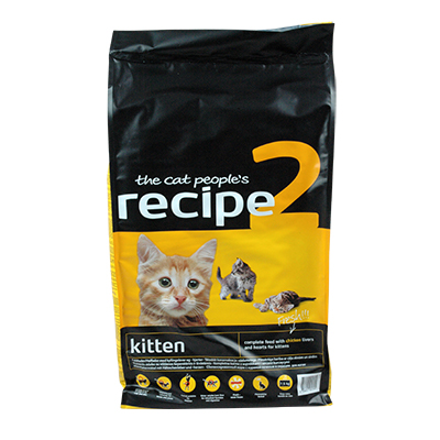 The Cats Peoples Recipe 2 - Kitten 7,5 kg