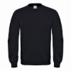 Sweatshirt sort str. 2XL
